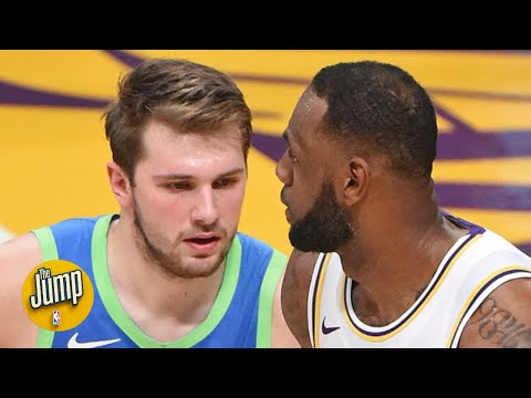 Luka Doncic won't be the next LeBron, but the resemblance is there - Rachel Nichols   The Jump