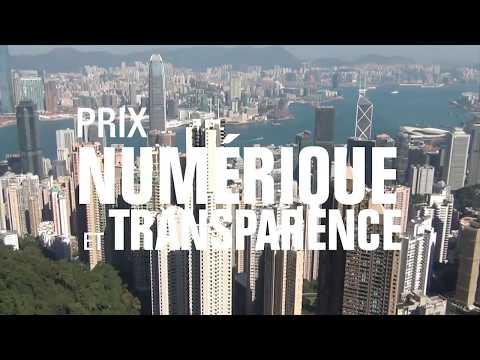 ANNONCE  Appel à candidatures : Prix Numérique et Transparence