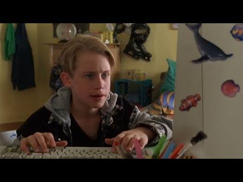 Richie Rich (1994)- Dad Found !!! Scene