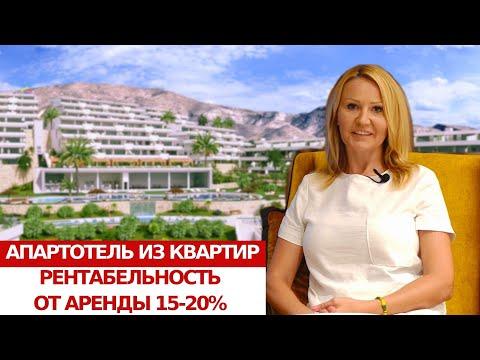 Hoteles en España/Inversiones en alquiler de inmuebles/Apartamentos en Benidorm/Renta pasiva