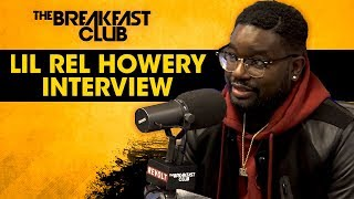 Video Lil Rel Howery Talks 'Birdbox' Success, Katt Williams, Quitting Drinking + More MP3, 3GP, MP4, WEBM, AVI, FLV Januari 2019