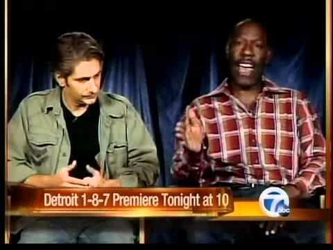 Detroit 1-8-7 stars talk about Detroit