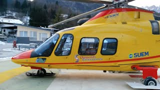 Pieve di Cadore Italy  City pictures : Elisoccorso SUEM 118 Belluno - Pieve di Cadore [3] - Italian air ambulance