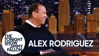 Alex Rodriguez Responds to Jennifer Lopez's