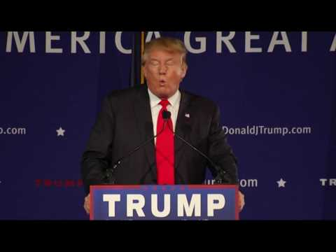 뉴욕 시의장,  트럼프는 인종차별주의자  비난  6.7.16  KBS America News