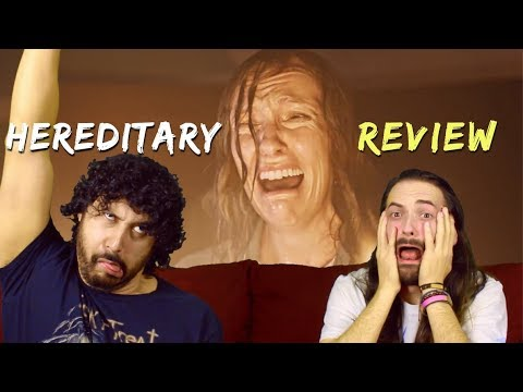 Hereditary - Movie Review!!! (non Spoiler)