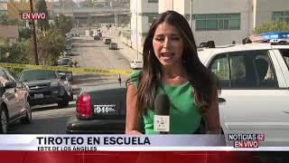 Tiroteo en escuela en el este de Los Ángeles – Noticias 62 - Thumbnail
