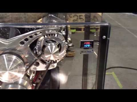 Street Rod One wire GM alternator vs. Billet-Tech / MechMan dyno showdown comparison !!