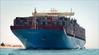 Video O Maior Navio do Mundo - Viagem Inaugural (Full HD) - Super Navio Gigante - Titânico MP3, 3GP, MP4, WEBM, AVI, FLV Maret 2019