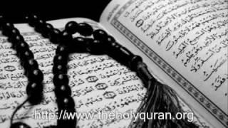 Surat Al-Mulk Recited By Cheikh Adel Alkalbanyسورة الملك تلاوة الشيخ عادل الكلباني