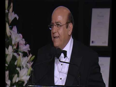 2008 Joseph Assaf Speech