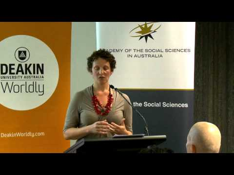 View Paul Bourke Lecture 2015- Trapped in the Gap: Doing Good In Indigenous Australia video