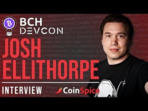 Josh Ellithorpe interview - BCH DEVCON San Francisco 2018_Storage videók rendszergazdáknak