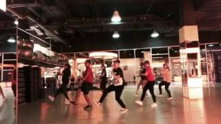 All Good - Dipha Barus Feat. Nadin Choreography by Tommy Dewantara