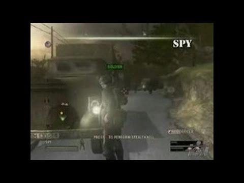 cheat ps2 commandos strike force