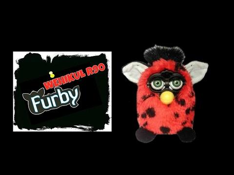 Furby z lat 90