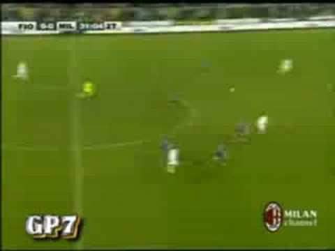 5 goles de Pato