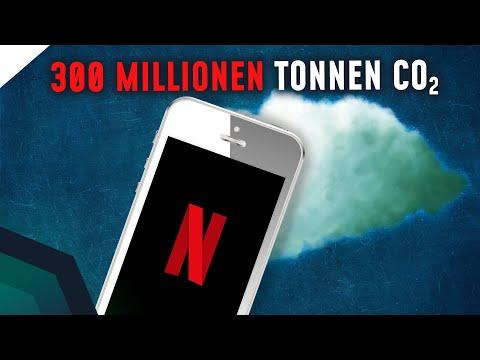Wie umweltschädlich ist Streaming? Energiebilanz von YouTube, Netflix & Co untersucht