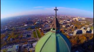Drone Video of Montreal
