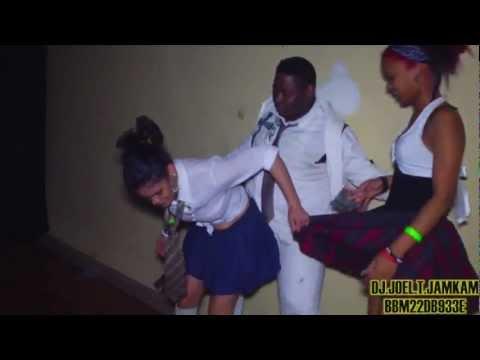 DANCING BLOOPERS