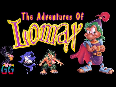 PS1 The Adventures Of Lomax 1996 (Console) PLAYTHROUGH