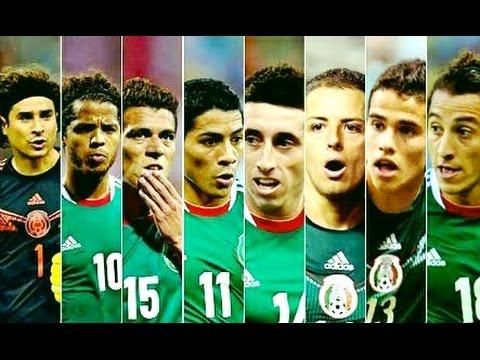 TOP 10 ● Los Mejores Goles De La Selección Mexicana