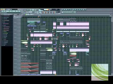 Fon.Leman - Good Morning Sophie (Sunrise Sound Remix) Flp Project