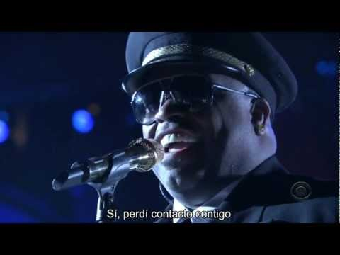 Gnarls Barkley Crazy HD 1080p + Violín con subs Español (видео)
