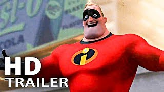 Video INCREDIBLES 2 All Trailers & Clips (2018) MP3, 3GP, MP4, WEBM, AVI, FLV Juni 2018