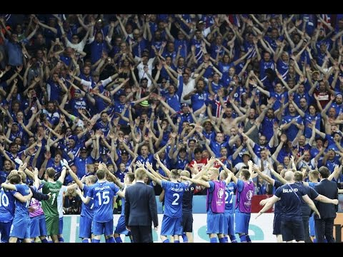 Download Video Euro 2016 Viking Clapping Of Iceland Fans