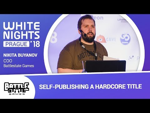 Nikita Buyanov (Battlestate Games) - Self-Publishing a Hardcore Title