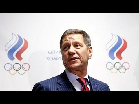 Ρωσία: Παραιτείται από την προεδρία της Ολυμπιακής Επιτροπής ο Α. Ζουκόφ