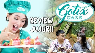 Video GOTIX CAKE by Zaskia Gotik !! Kue Artis Paling Mahal ?? MP3, 3GP, MP4, WEBM, AVI, FLV Juni 2018
