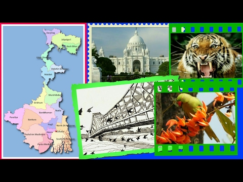 Download Interesting Facts about West Bengal, India (GK) for WBCS CHEL CAT SSC UPSC IAS CGL RBI Bank PO CHSL HD Mp4 3GP Video and MP3