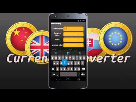 currency converter android app code