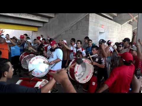 Entrada de Los Borrachos De Moron vs San carlos - Los Borrachos de Morón - Deportivo Morón