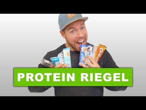 Die 12 besten Proteinriegel und Snacks (2016)