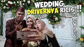 Video Happy Wedding Drivernya Ricis, Terharu 🥰 MP3, 3GP, MP4, WEBM, AVI, FLV Januari 2019