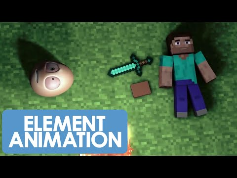 An Egg's Guide to Minecraft - Part 8 - Where'd my wood go? (Minecraft Animation)