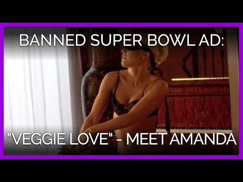 Veggie Love Super Bowl Ad, Meet Amanda
