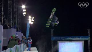 Lago - Men's Snowboard - Half Pipe - Vancouver 2010 Winter Olympic Games