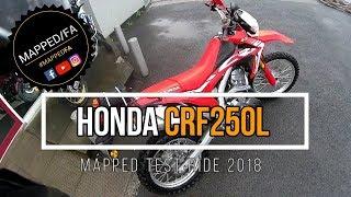 6. MAPPED - Honda CRF250L - Test Ride
