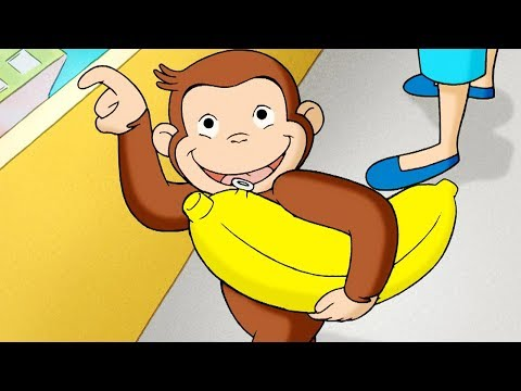 Curious George 🐵Candy Counter 🐵Full Episode 🐵 HD 🐵 Cartoons For Children