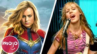 Video Captain Marvel's Brie Larson: 10 Things You Didn't Know MP3, 3GP, MP4, WEBM, AVI, FLV Maret 2019