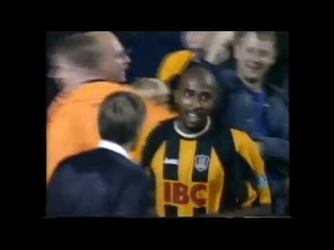 1999/00 Season: Liverpool 4 - 2 Hull City (League Cup 2nd Round, 2nd Leg)