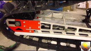 3. Удлин�ем горник � 155 до 163 Polaris 800 Pro RMK удлинители рель�