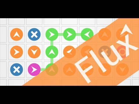 Video of Flux: Flow Puzzle