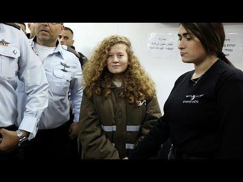 Ξεκίνησε η δίκη της Παλαιστίνιας Άχεντ Ταμίμι