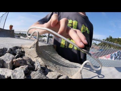 Andover Skatepark: Fingerboard Park