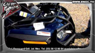 7. OUTLANDER 800R efi LTD can-am BRP MotoMar en ENOC.TV
